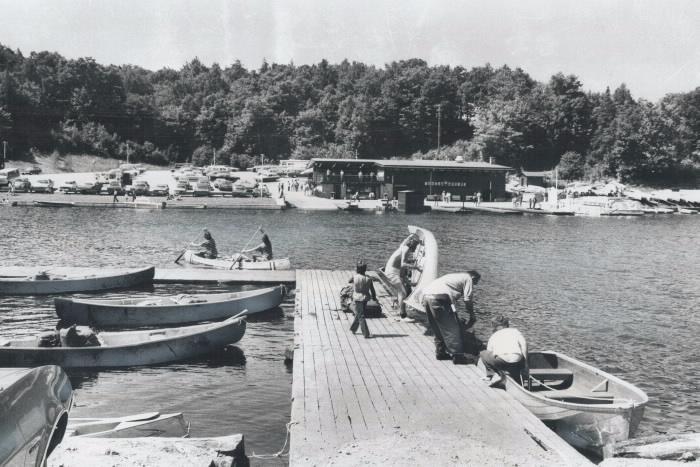 Canoeists prepare forf